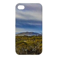 Patagonian Lanscape Scene, Santa Cruz, Argentina Apple Iphone 4/4s Hardshell Case by dflcprints