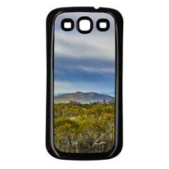 Patagonian Lanscape Scene, Santa Cruz, Argentina Samsung Galaxy S3 Back Case (black) by dflcprints