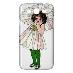 Daisy Vintage Flower Child Cute Funny Floral Little Girl Samsung Galaxy Mega 5 8 I9152 Hardshell Case  by yoursparklingshop