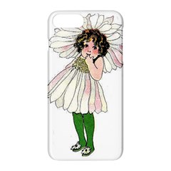 Daisy Vintage Flower Child Cute Funny Floral Little Girl Apple Iphone 7 Plus Hardshell Case by yoursparklingshop