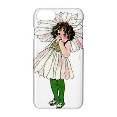 Daisy Vintage Flower Child Cute Funny Floral Little Girl Apple Iphone 7 Hardshell Case by yoursparklingshop