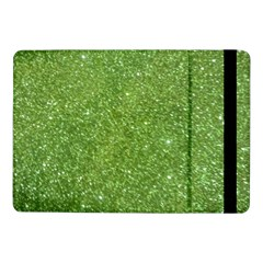 Green Glitter Abstract Texture Samsung Galaxy Tab Pro 10 1  Flip Case by dflcprints