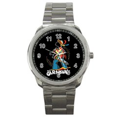 Carnaval  Sport Metal Watch by Valentinaart