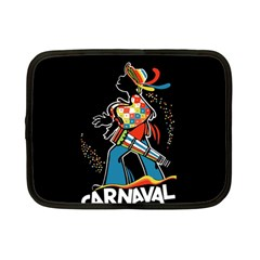 Carnaval  Netbook Case (small)  by Valentinaart