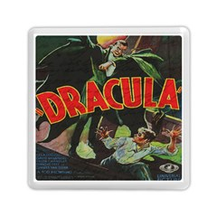 Dracula Memory Card Reader (square)  by Valentinaart