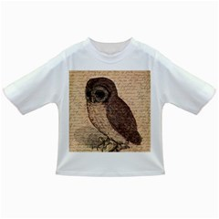 Vintage Owl Infant/toddler T Shirts by Valentinaart