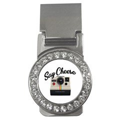Say Cheese Money Clips (cz)  by Valentinaart