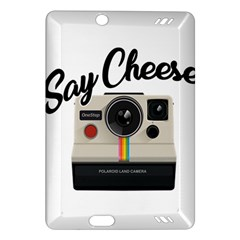 Say Cheese Amazon Kindle Fire Hd (2013) Hardshell Case by Valentinaart