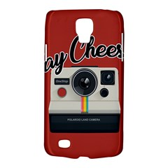 Say Cheese Galaxy S4 Active by Valentinaart