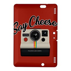 Say Cheese Kindle Fire Hdx 8 9  Hardshell Case by Valentinaart