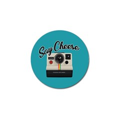Say Cheese Golf Ball Marker (10 Pack) by Valentinaart