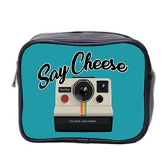 Say Cheese Mini Toiletries Bag 2-Side