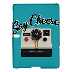 Say Cheese Samsung Galaxy Tab S (10 5 ) Hardshell Case  by Valentinaart