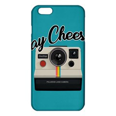Say Cheese Iphone 6 Plus/6s Plus Tpu Case by Valentinaart