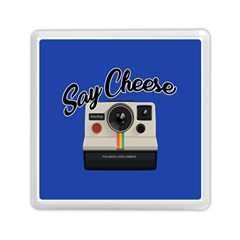 Say Cheese Memory Card Reader (square)  by Valentinaart