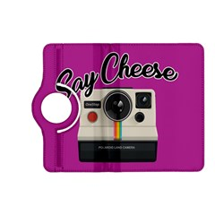 Say Cheese Kindle Fire Hd (2013) Flip 360 Case by Valentinaart