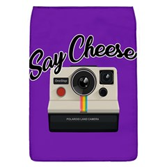 Say Cheese Flap Covers (l)  by Valentinaart