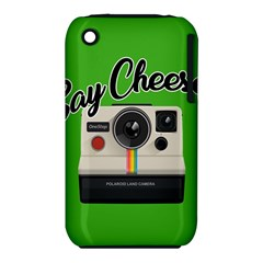 Say Cheese Iphone 3s/3gs by Valentinaart