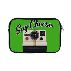 Say Cheese Apple Ipad Mini Zipper Cases by Valentinaart