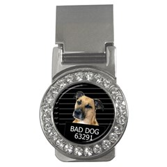 Bed Dog Money Clips (cz)  by Valentinaart