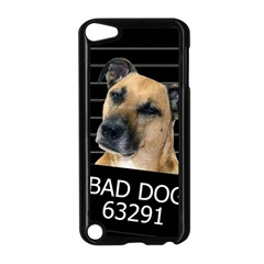 Bed Dog Apple Ipod Touch 5 Case (black) by Valentinaart