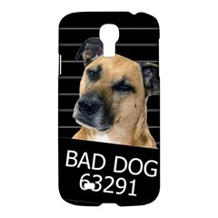 Bed Dog Samsung Galaxy S4 I9500/i9505 Hardshell Case by Valentinaart