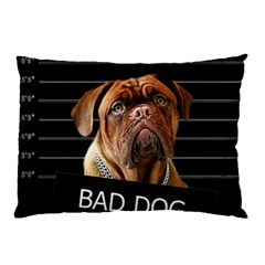 Bed Dog Pillow Case (two Sides) by Valentinaart
