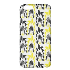 Tricolored Geometric Pattern Apple Iphone 6 Plus/6s Plus Hardshell Case by linceazul