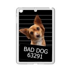 Bad Dog Ipad Mini 2 Enamel Coated Cases by Valentinaart