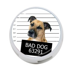 Bad Dog 4 Port Usb Hub (one Side) by Valentinaart