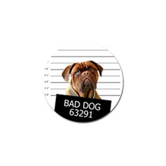 Bad Dog Golf Ball Marker (10 Pack) by Valentinaart