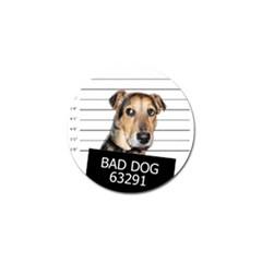Bad Dog Golf Ball Marker (10 Pack) by Valentinaart