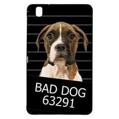 Bad Dog Samsung Galaxy Tab Pro 8 4 Hardshell Case by Valentinaart