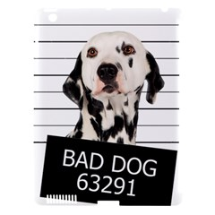 Bad Dog Apple Ipad 3/4 Hardshell Case (compatible With Smart Cover) by Valentinaart