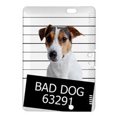Bad Dog Kindle Fire Hdx 8 9  Hardshell Case by Valentinaart