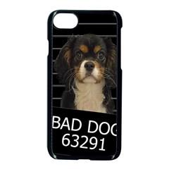 Bad Dog Apple Iphone 7 Seamless Case (black) by Valentinaart