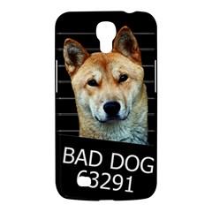 Bad Dog Samsung Galaxy Mega 6 3  I9200 Hardshell Case by Valentinaart