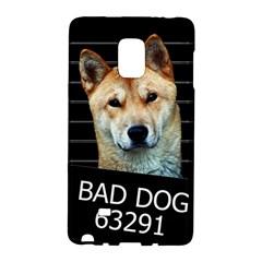 Bad Dog Galaxy Note Edge by Valentinaart