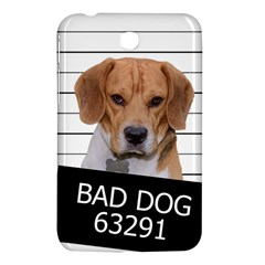 Bad Dog Samsung Galaxy Tab 3 (7 ) P3200 Hardshell Case  by Valentinaart