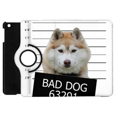 Bad Dog Apple Ipad Mini Flip 360 Case by Valentinaart