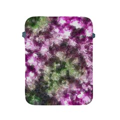 Purple Green Paint Texture    Sony Xperia Zl (l35h) Hardshell Case by LalyLauraFLM