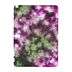 Purple green paint texture    HTC Desire 601 Hardshell Case by LalyLauraFLM