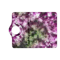 Purple green paint texture    Samsung Galaxy Note 3 Soft Edge Hardshell Case by LalyLauraFLM