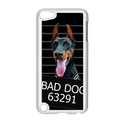 Bad Dog Apple Ipod Touch 5 Case (white) by Valentinaart