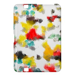 Colorful paint stokes     Samsung Galaxy Premier I9260 Hardshell Case by LalyLauraFLM