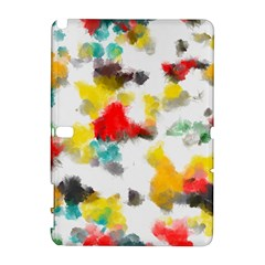 Colorful paint stokes     HTC Desire 601 Hardshell Case by LalyLauraFLM