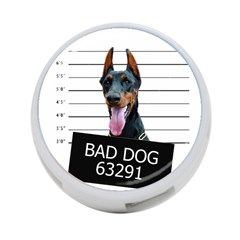 Bad Dog 4 Port Usb Hub (two Sides)  by Valentinaart