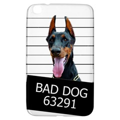 Bad Dog Samsung Galaxy Tab 3 (8 ) T3100 Hardshell Case  by Valentinaart