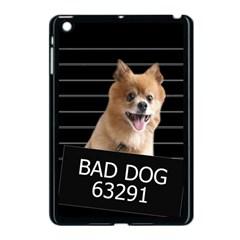 Bad Dog Apple Ipad Mini Case (black) by Valentinaart