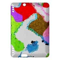 Painted Shapes      Kindle Fire Hd (2013) Hardshell Case by LalyLauraFLM